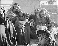 An Afghan family near Kholm, 1939 – most Afghans are tribal