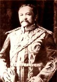 Raja Abdullah Muhammad Shah II, whose request for British intervention in Perak's affairs resulted in the 1874 Pangkor Treaty