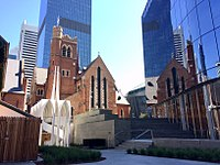 Cathedral Square, Perth