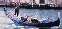 Allen and Soon-Yi Previn in Venice