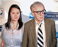 Soon-Yi Previn and Allen, 2009