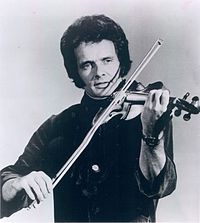 Haggard depicted on a publicity portrait for Capitol Records (1975, age 38)