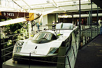 Sauber/Mercedes C9 won at the 1989 24 Hours of Le Mans.
