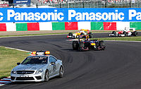 Since, Mercedes-Benz have supplied their cars for use as safety cars in Formula One.