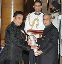 List of awards and nominations received by Kamal Haasan