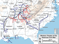 Western Theater of the American Civil War