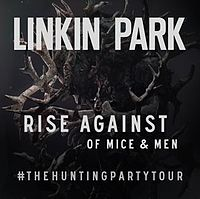 The Hunting Party Tour