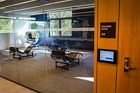 Wellness Room sleep pods: part of a program created by the ASUC, UC Berkeley's official student association