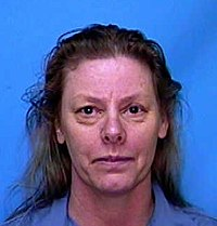 Highway prostitute Aileen Wuornos killed seven men in Florida between 1989 and 1990