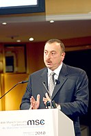 The son of former President Heydar Aliyev, Ilham Aliyev, succeeded his father and has remained in power since 2003.
