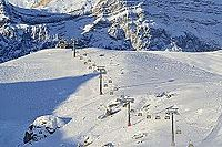 Shahdag Mountain Resort is the country's largest winter resort.