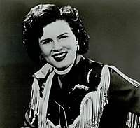 Patsy Cline discography