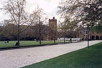 The University of Melbourne, ranked as one of the best universities in Australia and in the Southern Hemisphere, is Victoria's oldest university.