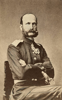 Prince Alexander of Hesse and by Rhine
