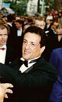 Stallone at the 1993 Cannes Film Festival