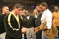 16 years after filming Rocky V, Stallone reprised his role as Rocky Balboa in 2006