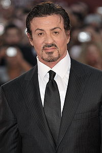 Stallone in 2009 at the 66th Venice International Film Festival