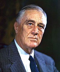 Presidency of Franklin D. Roosevelt, first and second terms