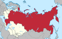 The Russian SFSR in 1940