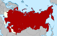 The Russian SFSR in 1922