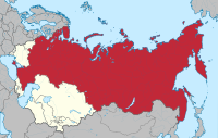 The Russian SFSR in 1936
