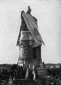 Unveiling of the Equestrian Statue of Robert E. Lee, May 29, 1890, Richmond, Virginia