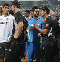 A younger Kohli as seen in this photo from 2010.