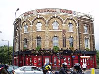 The Royal Vauxhall Tavern is London's oldest surviving gay venue