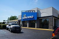Camping World in Belleville, Michigan