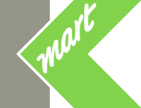 Kmart's lime green logo that was used only at five prototype locations in 2002.