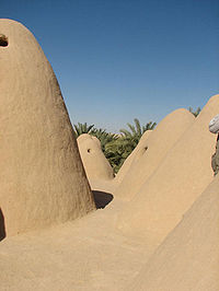 The Atiq Mosque in Awjila is the oldest mosque in the Sahara.