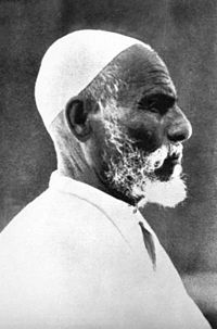 Omar Mukhtar was a prominent leader of Libyan resistance in Cyrenaica against Italian colonization.
