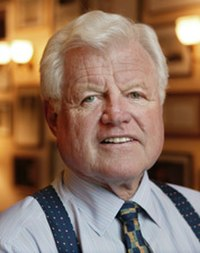 Portrait of Kennedy in the mid-2000s