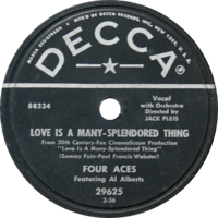 Love Is a Many-Splendored Thing (song)