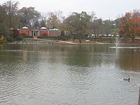 Washington County Museum of Fine Arts in Hagerstown City Park.