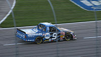 Musgrave's 2006 No. 9 truck