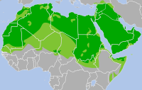 List of countries where Arabic is an official language
