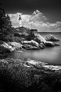 Lighthouse at Point Atkinson