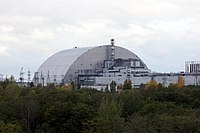 New Safe Confinement in 2017