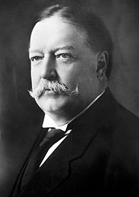President and Chief Justice William Howard Taft graduated from Yale in 1878.
