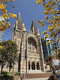 St John's Cathedral, an Anglican cathedral