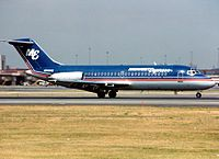 Midwest Express Airlines Flight 105