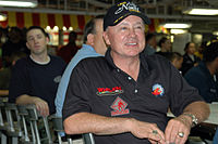 Geoff Bodine (pictured in 2007) picked the pole position for Brett Bodine Racing.