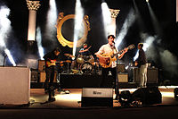 Vampire Weekend followed up their debut album with two number 1 albums in 2010 and 2013.