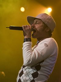 TobyMac's 2012 album Eye on It became the third Christian album to ever debut at number 1 on the Billboard 200.