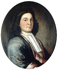 Dudley sought to supplant Sir William Phips as governor of Massachusetts.