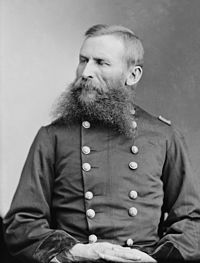 George Crook was Hayes's commander and the namesake of his fourth son