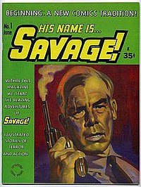 His Name Is... Savage