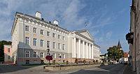 The University of Tartu is one of the oldest universities in Northern Europe and the highest-ranked university in Estonia. According to the Top Universities website, the University of Tartu ranks 285th in the QS Global World Ranking.
