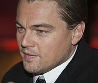 DiCaprio at the premiere of Shutter Island at the 60th Berlin Film Festival in 2010